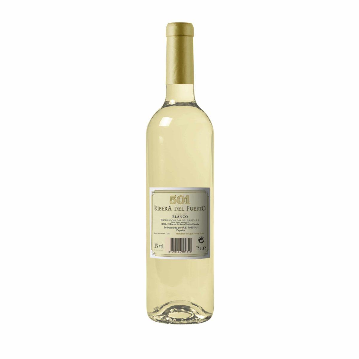 vino blanco ribera del puerto
